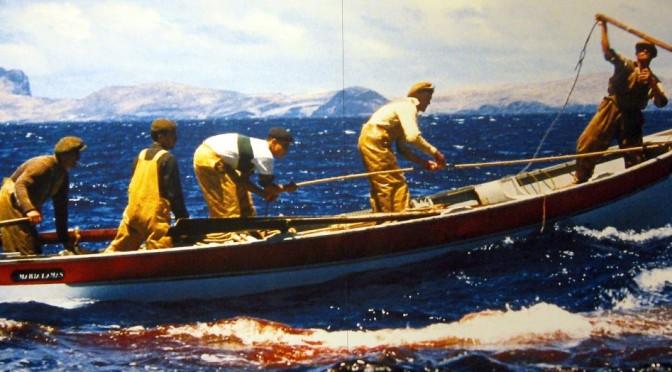 Das Walmuseum in Caniçal auf Madeira